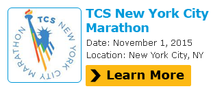 Register Here For TCS NY Marathon 2015